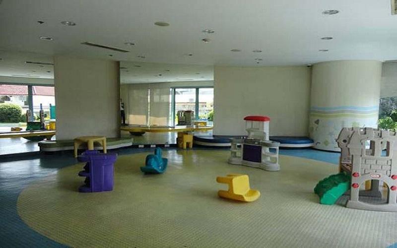 One Legaspi Park - Play Area