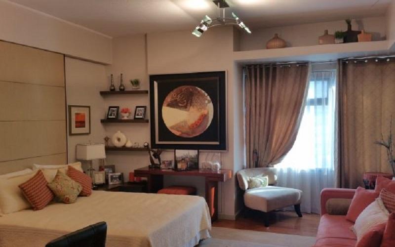 One Legaspi Park - Bedroom