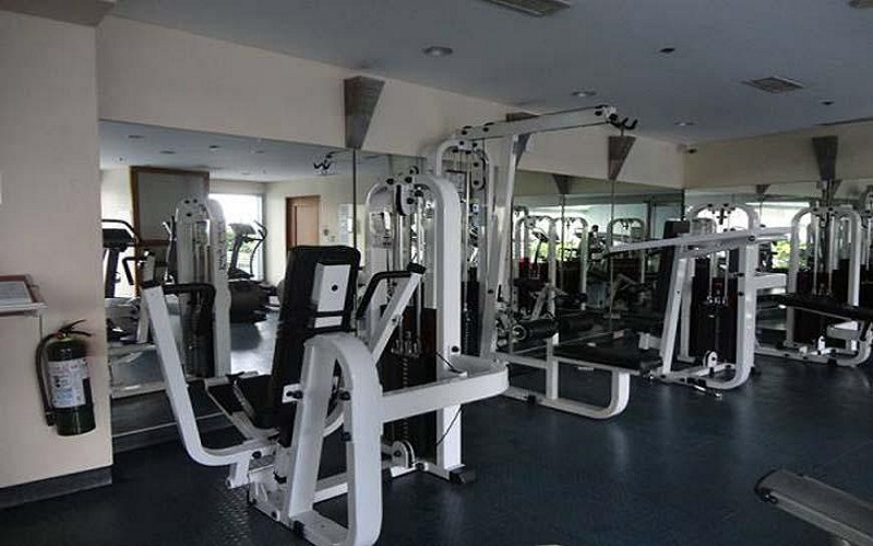 One Legaspi Park - Fitness Gym