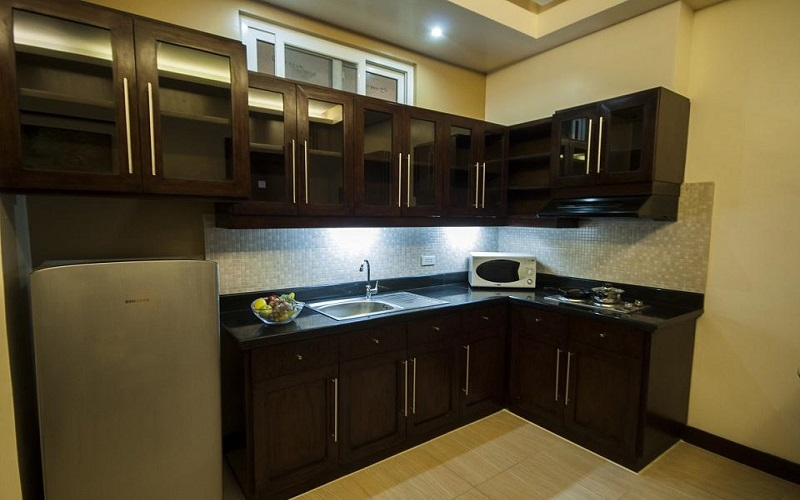 One Legaspi Park - Kitchen