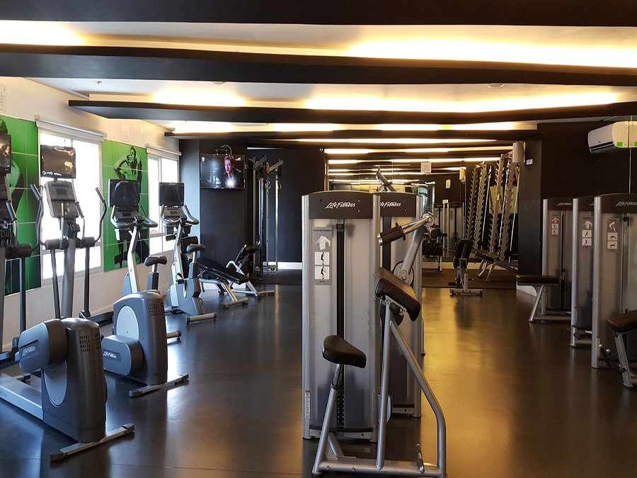 The Columns Legazpi Village - Fitness Gym
