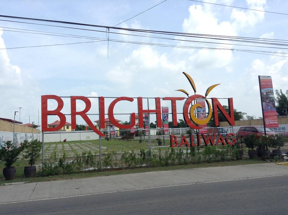 Brighton Baliwag - Signage