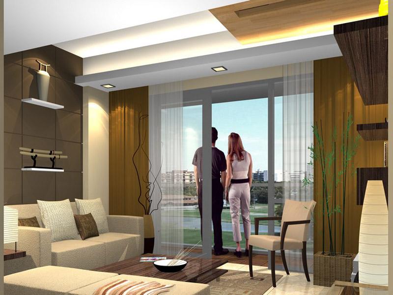 8 Forbestown Road - Living Room