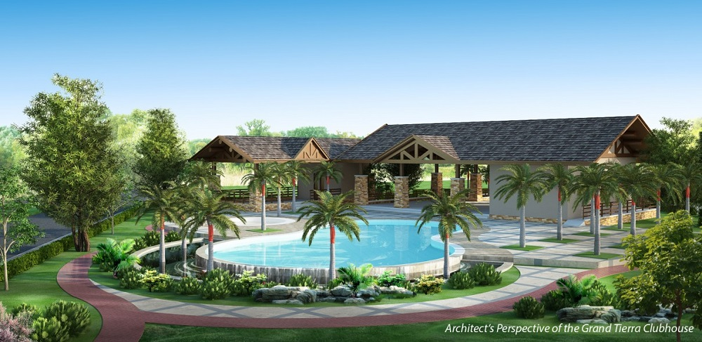 Grand Tierra - Swimming Pool & Clubhouse