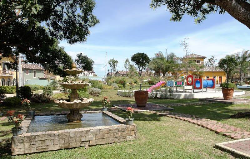 Ponticelli Subdivision - Playground