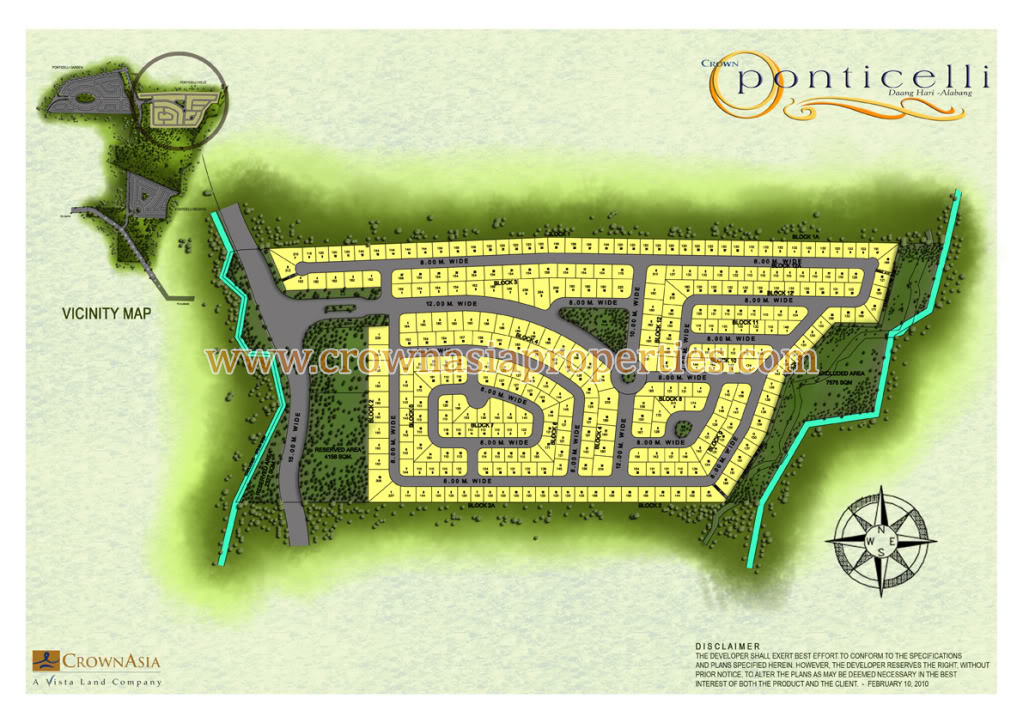 Ponticelli Subdivision - Site Development Plan- Phase 2