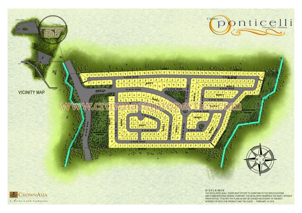 Ponticelli Subdivision - Site Development Plan- Phase 2