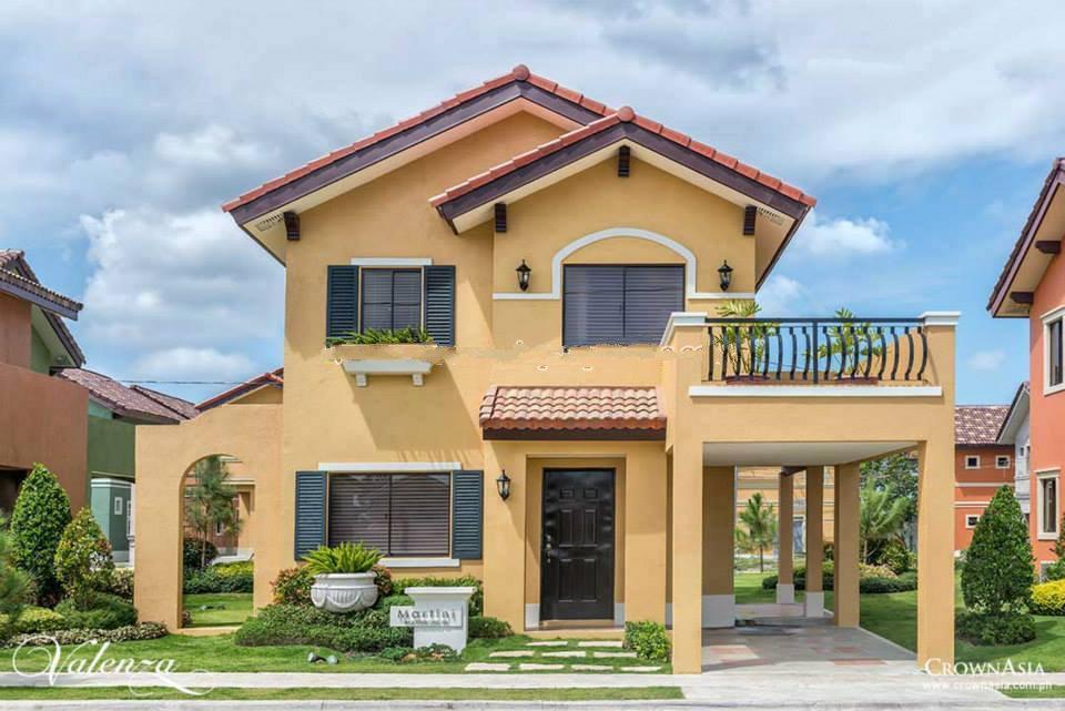 Ponticelli Subdivision - Martini House Model