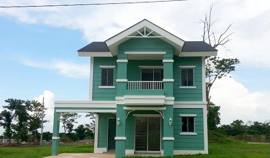 Ponticelli Subdivision - Sapphire House Model