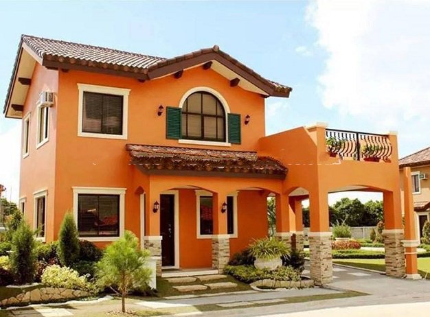Ponticelli Subdivision - Francesco House Model