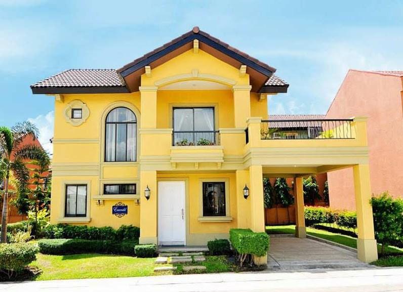Ponticelli Subdivision - Emerald House Model