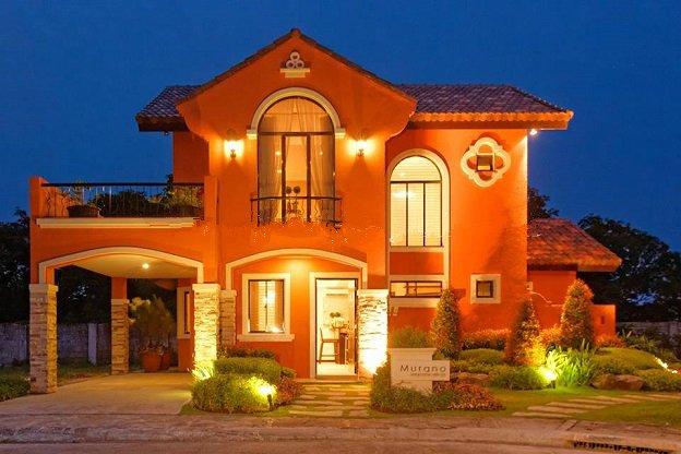 Ponticelli Subdivision - Murano House Model