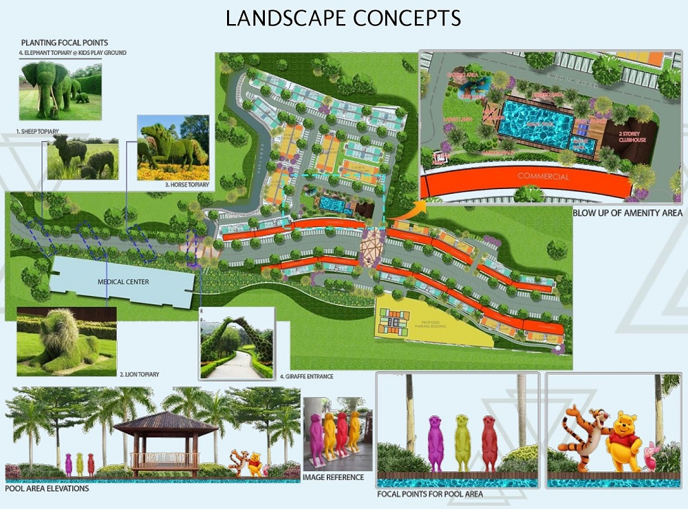 Manors Bacoor - Landscape Concepts