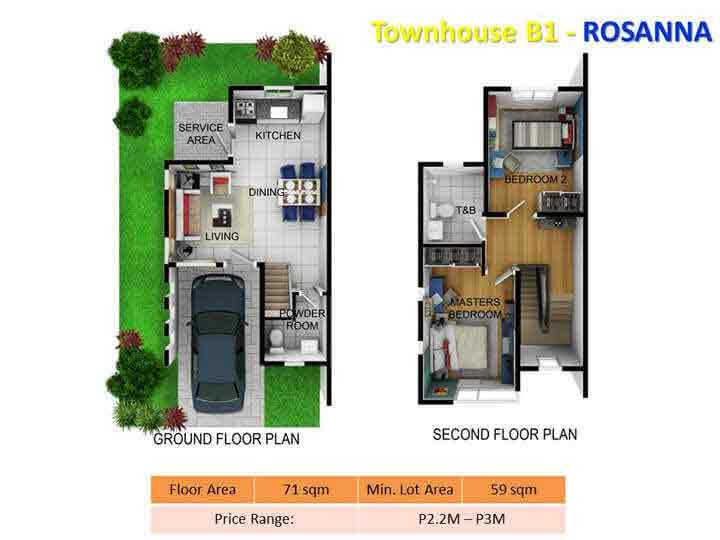 Cera at Citation Residences - Floor Plans