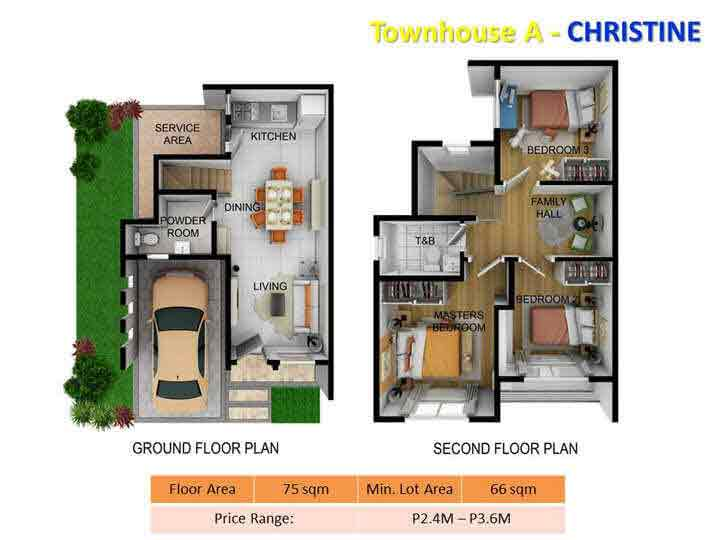 Cera at Citation Residences - Floor Plan