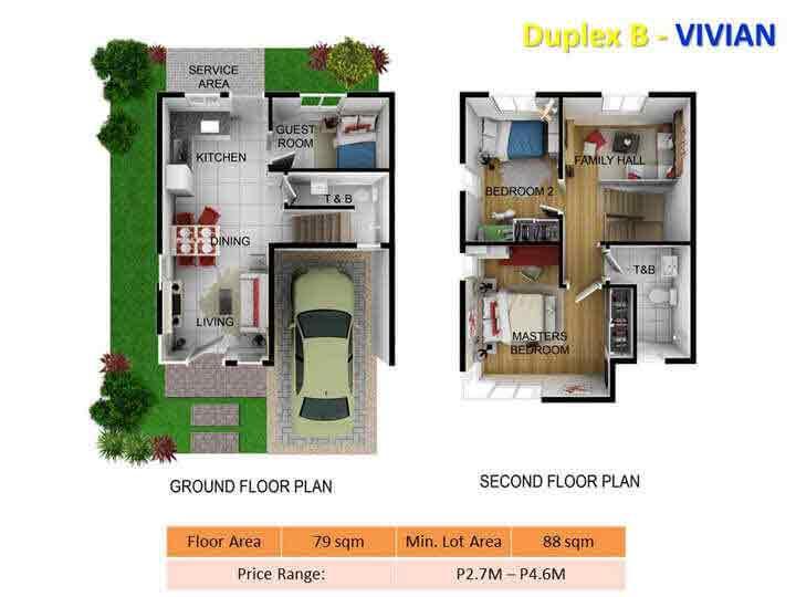 Cera at Citation Residences - Floor Plan