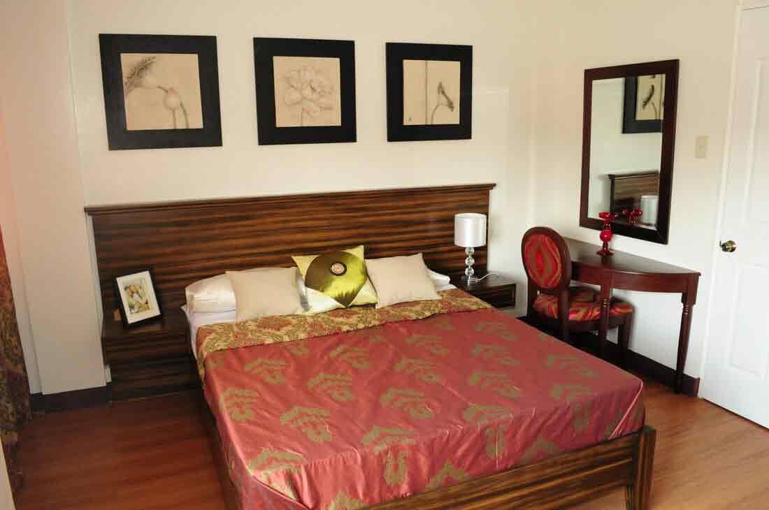 La Esperanza - Bedroom
