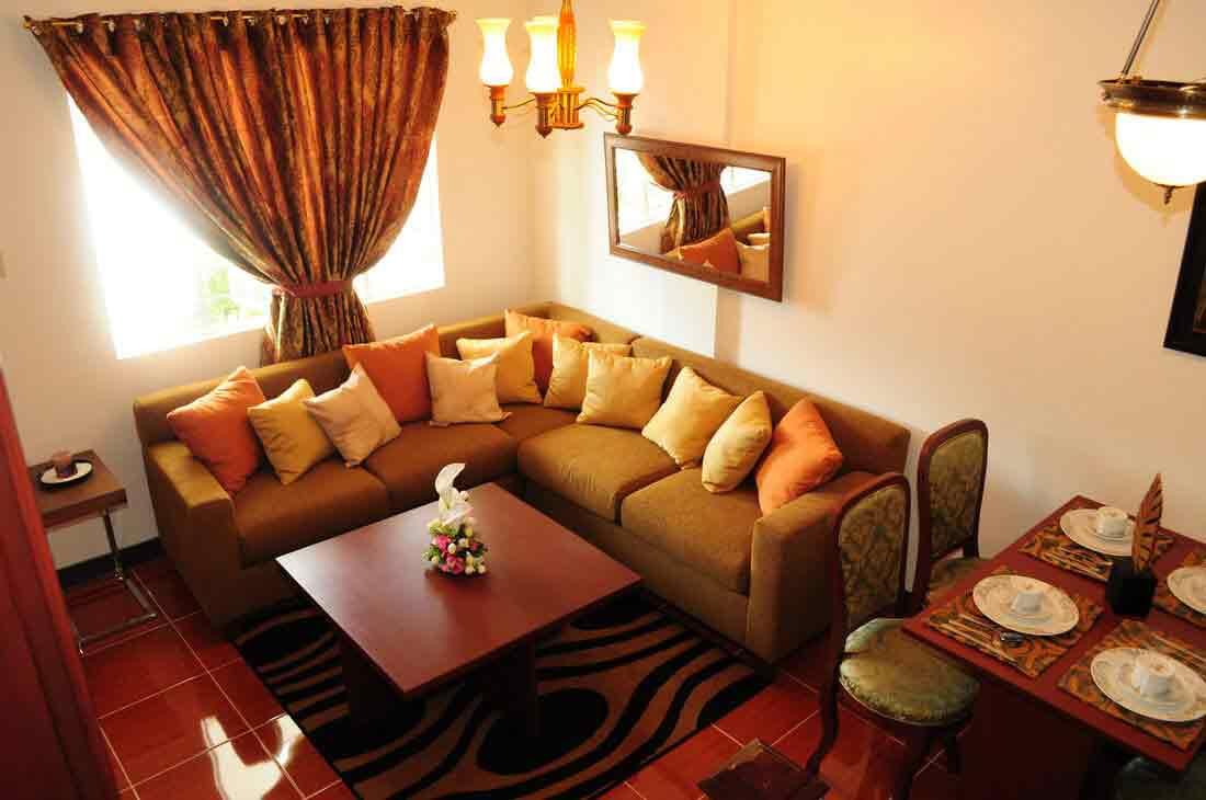 La Esperanza - Living Room