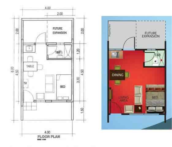 Montana Hills - Floor Plan