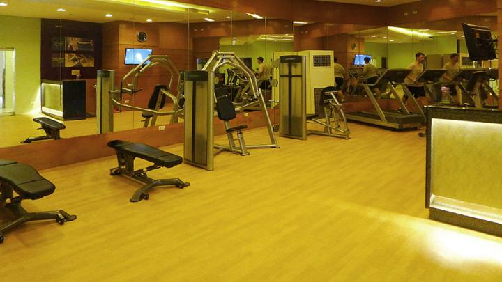 Eastwood Le Grand - Gym
