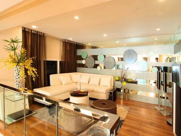 Eastwood Le Grand - Living Area