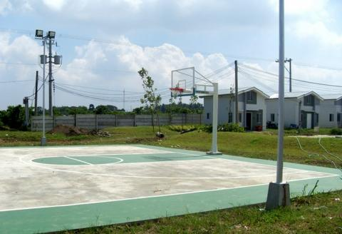 Avida Village Cerise  - Basketball Court