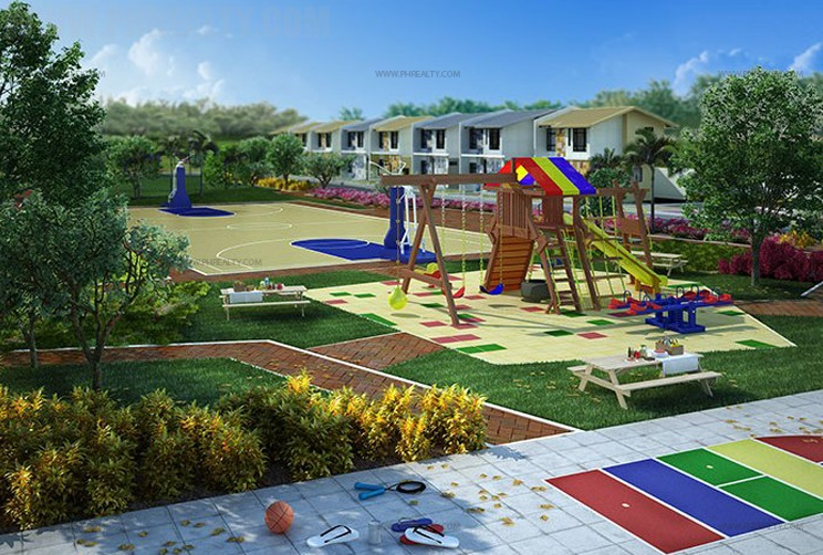 Nostalji Enclave - Playground