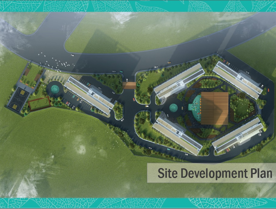 Zadia - Site Development Plan