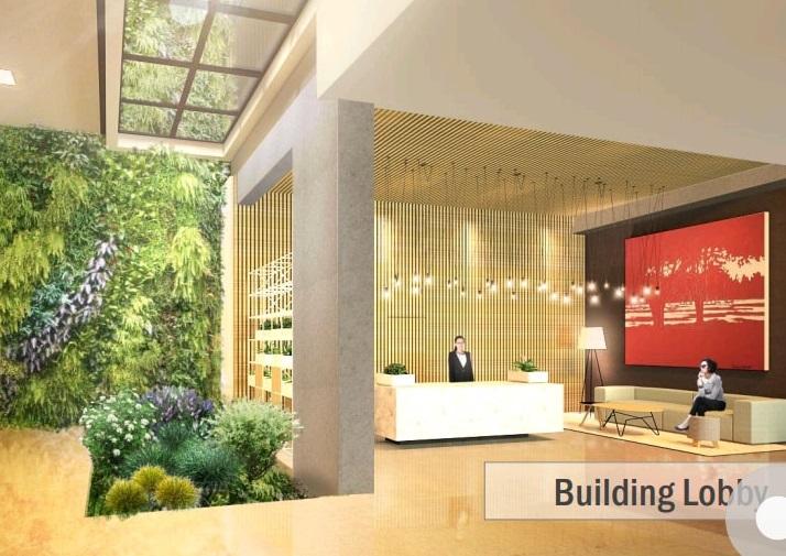 Zadia - Building Lobby