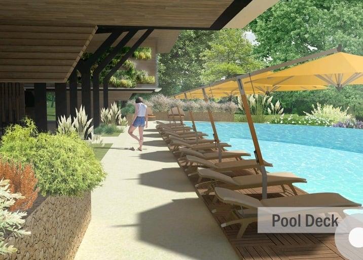 Zadia - Pool Deck