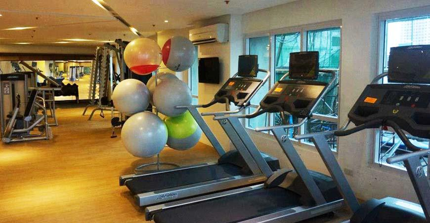 The Grand Midori - Fitness Gym