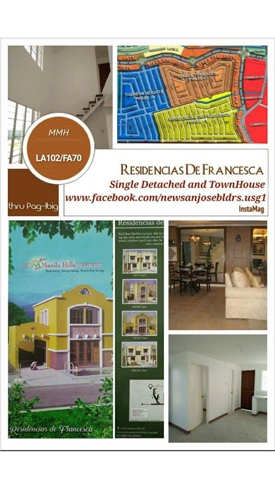 Residencias De Francesca - Single Detached and Townhouse