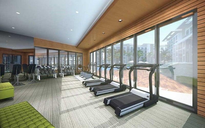 32 Sanson - Fitness Gym