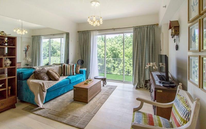 32 Sanson - Living Area
