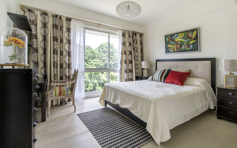 32 Sanson - Bedroom