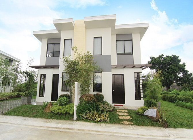 Amaia Scapes Cagayan de Oro - Twin Homes Model House