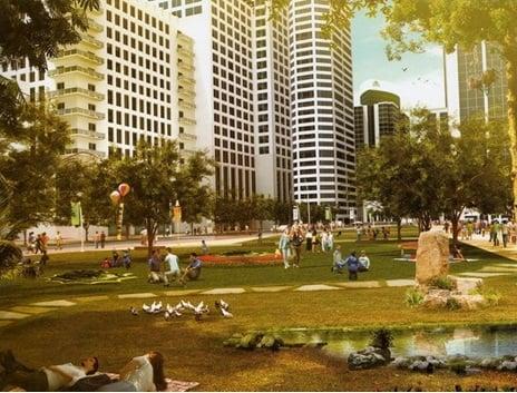One Maridien - Park