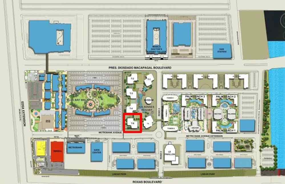 Six Senses Resort - Site Development Plan