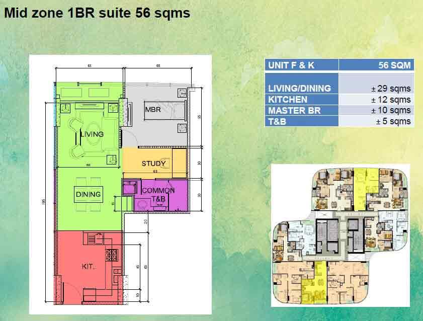 Six Senses Resort - Mid Zone 1 BR