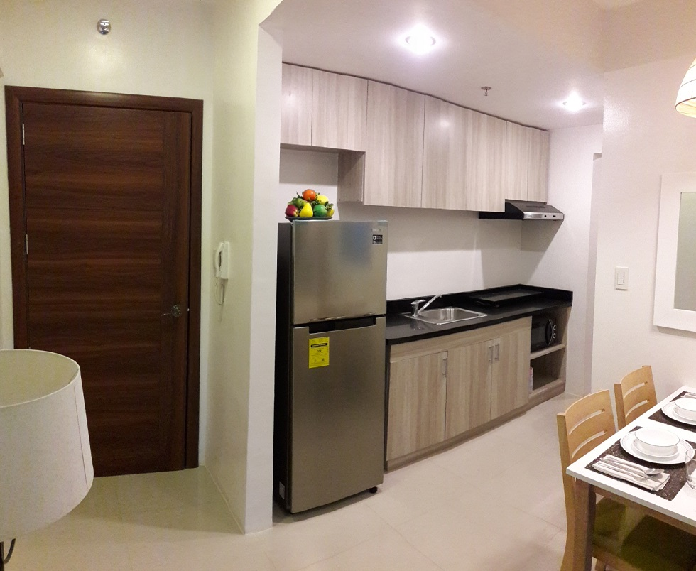 Jade Pacific Residences - Kitchen