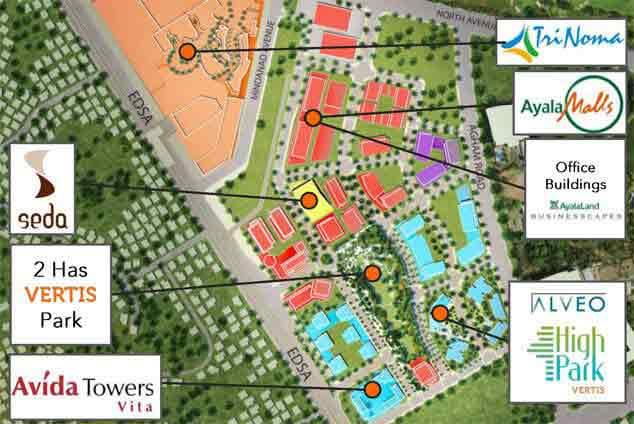 High Park - Site Development Plan