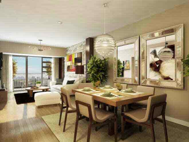 High Park - Two Bedroom Interior