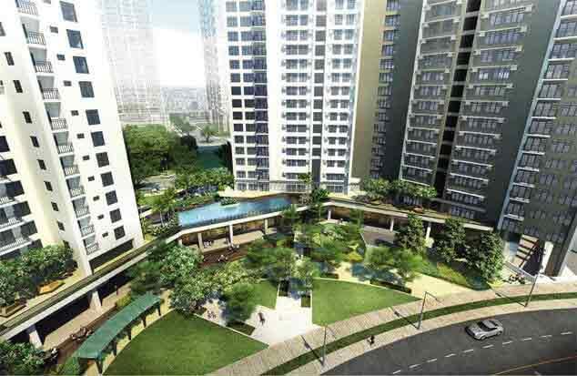 High Park - Landscaped View Decks