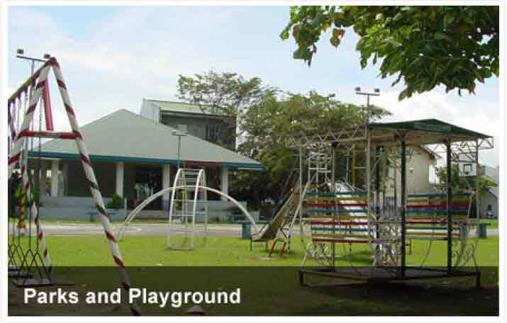 La Terraza - Parks and Playground