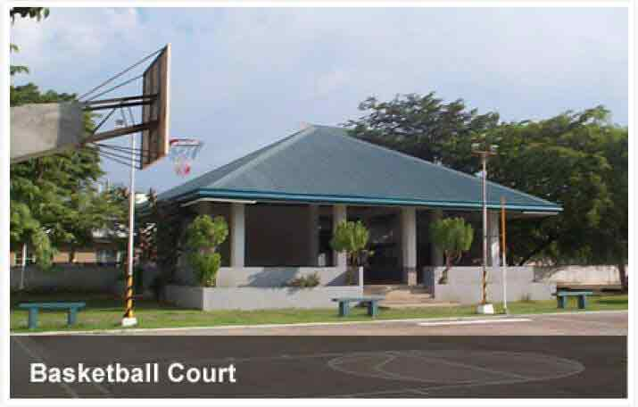 La Terraza - Basketball Court