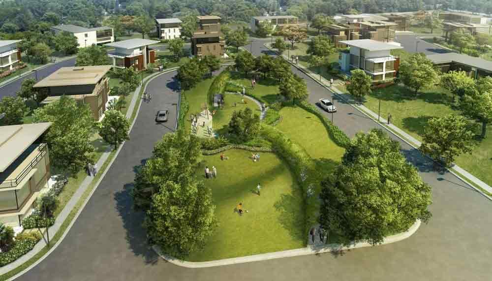 Mondia NUVALI - Pocket Park