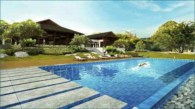 Mondia NUVALI - Swimming Pool