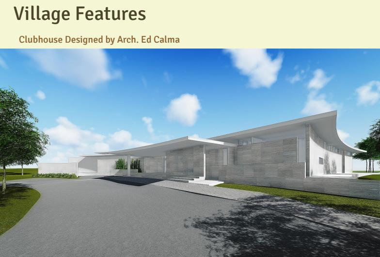 Mondia NUVALI - Club House