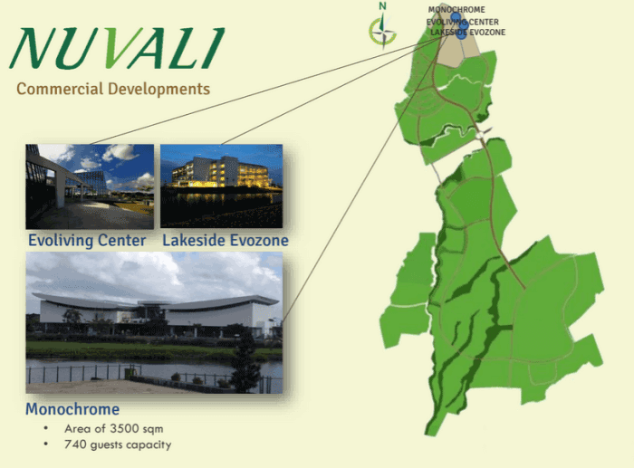Mondia NUVALI - Institutional Development