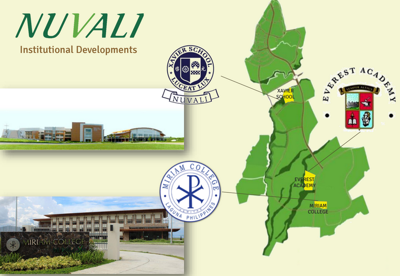 Mondia NUVALI - Commercial-Development